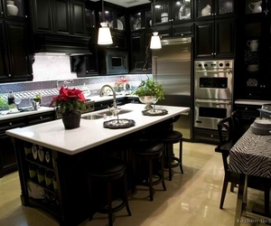 25 Black Kitchen Designs For Every Home