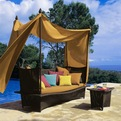 25 Outdoor Canopy Bed Ideas