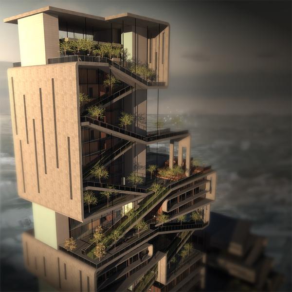 3 block school of architecture and design. Black Bedroom Furniture Sets. Home Design Ideas