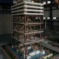 3-D Full-Scale Earthquake Testing Facility In Japan