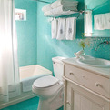 Small and Functional Inspirational Bathroom Design
