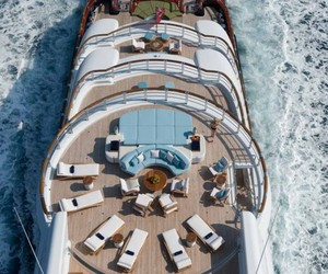 $300 Million Nirvana Yacht by Oceanco