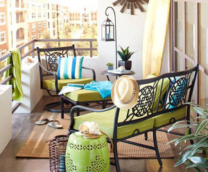 33 Beautiful balconies