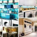 33 Cool Laundry Rooms