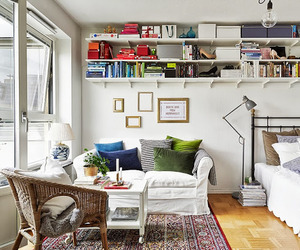 34 sqm studio in Sweden