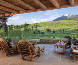 360 Ranch in Montana by Miller Architects