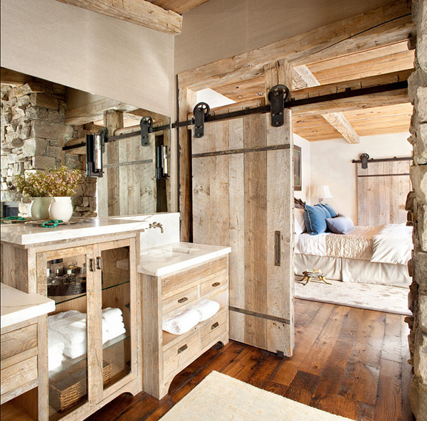 38 unbelievable barn style bedroom design ideas - Barn Design Ideas