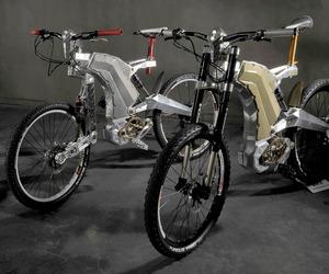 $38,000 Hybrid Bikes From Hungary