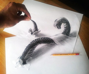3D Airbrush Drawings by Ramon Bruin