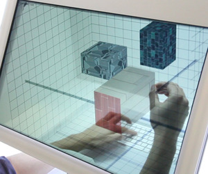 3D Desktop Allows You to Reach into the Interface