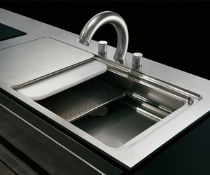 3D Multi-Purpose Sink from Toyo Kitchen