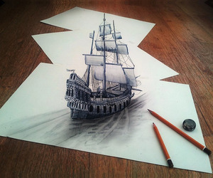 3d Optical Illusion Drawings