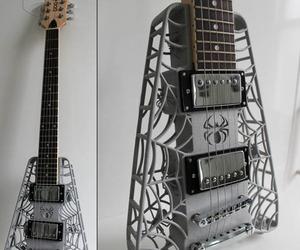 3D-Printed Guitars by Olaf Diegel
