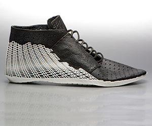 3D Printed Hybrid Shoe