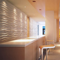 3dboard of wall decoration panel