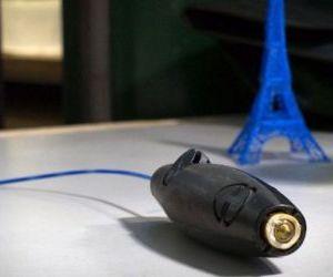 3Doodler: 3D Printing Pen