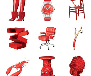 40 Designers Do It In RED for The Conran Shop.