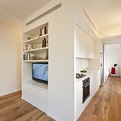 40 Square Meter Apartment in Tel-Aviv