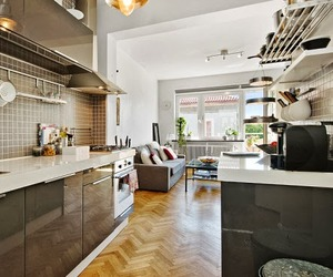 44sqm apartment in Sweden