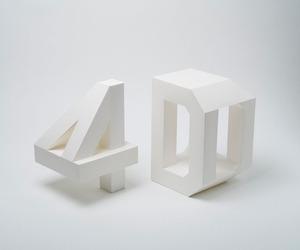 4D Type by Lo Siento Studio