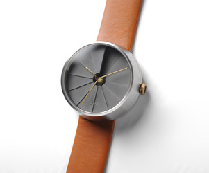4th Dimension Concrete Watch