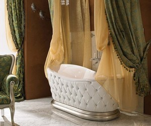 5 Cool Luxury Bathtubs