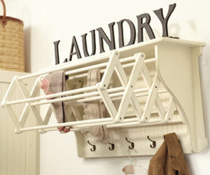 Five Creative Laundry Drying Solutions