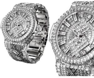 $5 Million Hublot Big Bang Watch