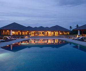 5 Star Amanpulo Resort by Aman Resorts