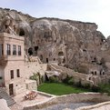 5-Star Hotel Built Into Ancient Caves