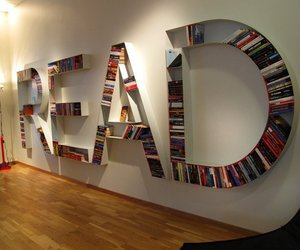 50 Unique and Unconventional Bookcase Designs