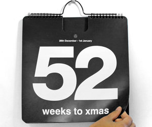 52 Weeks To Xmas Perpetual Advent Calendar