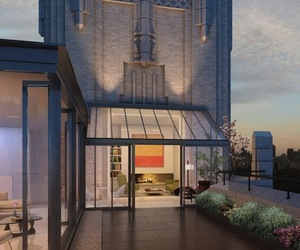 55 Central Park Penthouse in New York