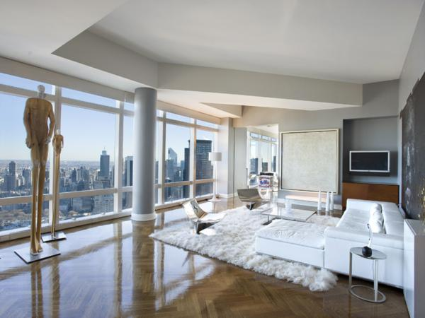 60 million superlative new york city penthouse for Buy apartment in manhattan