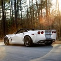 60th Anniversary Package Chevrolet Corvette 427 Convertible