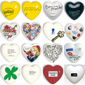 64 Ceramic Hearts By Artists and Designers