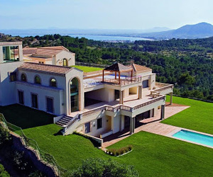 $70 Million Mallorca Villa listed on the Market.