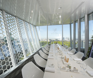 7000 Euros for an exclusive dinner at The Cube