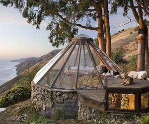 1976 Yurt Home by Mickey Muennig