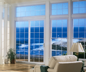 725 Series Fiberglass Window from Serious Windows