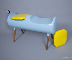 79C bench by Nelly Trakidou