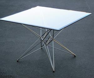 8 arm table - base by Olda Zinke