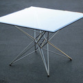 8 arm table - base by Olda Zinke