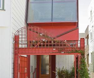 A 10 foot wide home in San Francisco