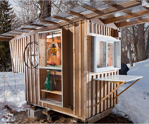 A 24 Square-Foot Tiny House On Sale For $3,000!