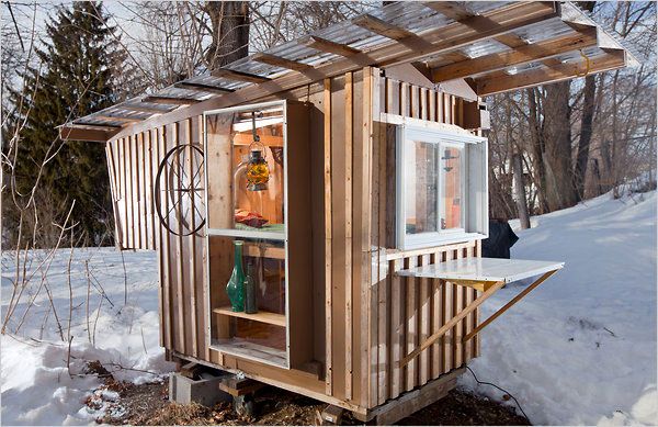 A 24 square foot tiny house on sale for 3 000 for 24 ft tiny house