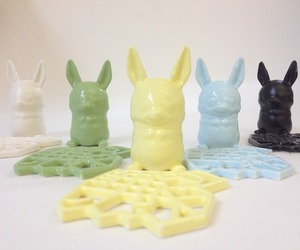 A Beautiful Palette of Colors for Your Ceramic 3D Printing
