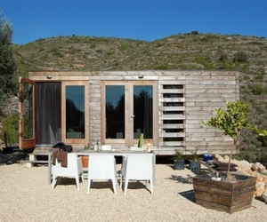 A beautiful prefab home
