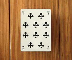 A Beautifully Designed Deck of Playing Cards