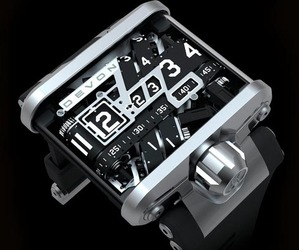 A Bullet Proof Watch by Devon Tread